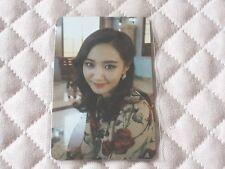 (ver. Yuri) Girls' Generation SNSD 5th Album You Think Photocard KPOP SMTOWN