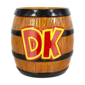 Nintendo-Donkey-Kong-Plaetzchendose-Donkey-Kong-Fass-Paladone-Products