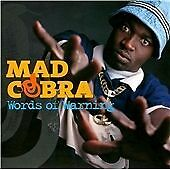 Mad Cobra - Words of Warning (2004)  CD  NEW/SEALED  SPEEDYPOST