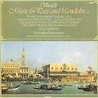 Antonio Vivaldi - Vivaldi: Lute & Mandolin Concertos (1986)