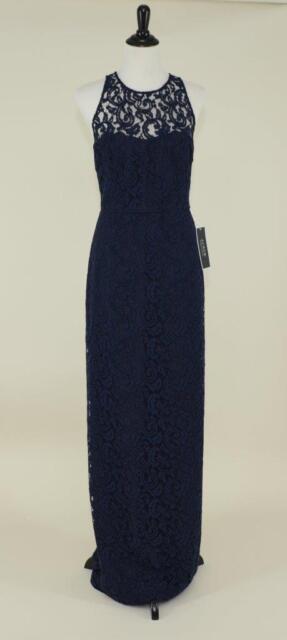 J.CREW Pamela Gown Leavers Lace 6 Dark Wine Bridesmaid Long Dress ...