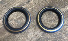 New Old Stock Briggs Engine Crank Seals Set Of 2 Vb 125 87 18 C1126