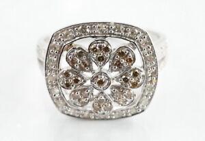 eleganter-585er-Ring-Gold-Brillanten-14-Karat-Weissgold-5-30-Gramm-Gr-63