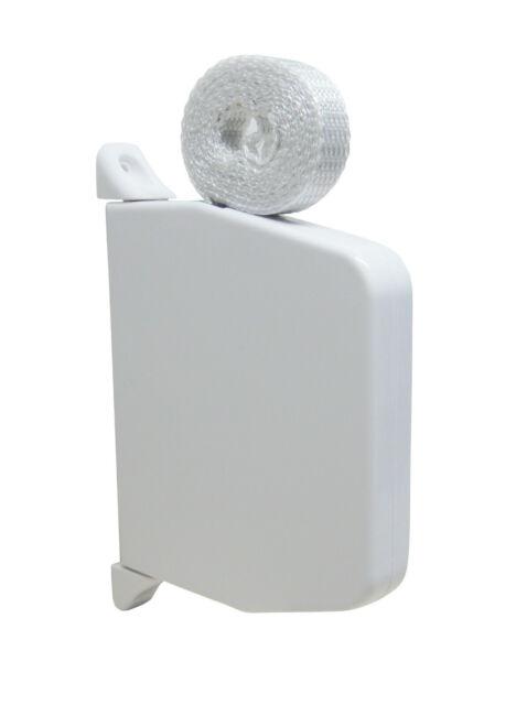 Mini Gurtaufwickler 15mm Gurtwickler Gurtroller Aufputz 5m Gurt Roll-Laden Rollo