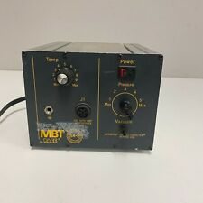 Pace Mbt 100 Micro Bench Top Desoldering Station No Handheld Piece