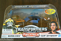 Hasbro Transformers 3 Dotm Bumblebee Voyager Human Alliance Misb Ship Free