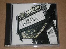 WHITE LION - MANE ATTRACTION - RARO CD JAPAN