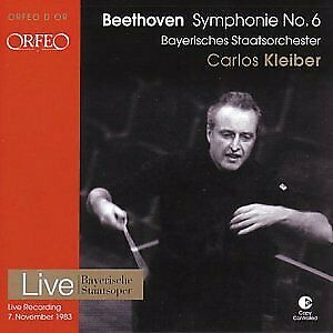 BAYERISCHES STAATSO./KLEIBER - BEETHOVEN: SYMPHONY NO. 6 [CD]