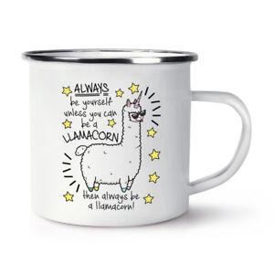 Be Yourself Llama Charm