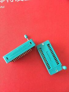 1PCS-28Pin-28P-Wide-Universal-ZIF-Test-DIP-IC-Socket