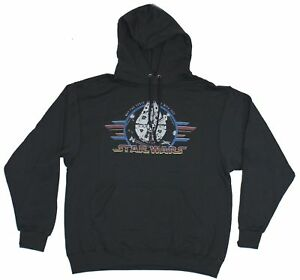 Be The Mens Line With You Wars Hoodie Falcon Image Star Force Pull May Over RpwY8