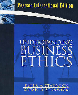 Understanding Business Ethics : International Edition-ExLibrary