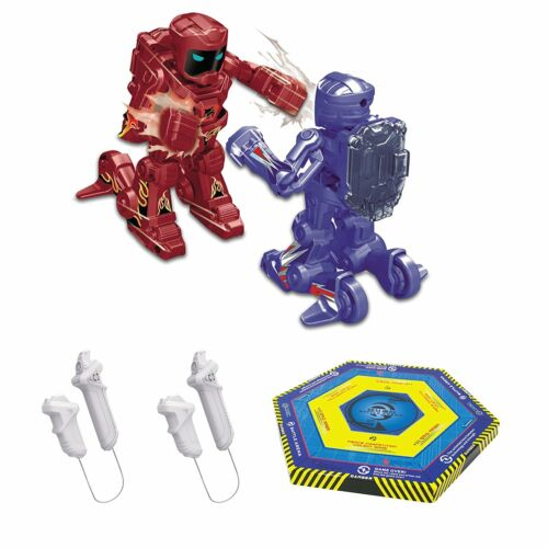 York Gift Battle Bots IR Control Operation with Arena Nunchuck Controllers 1172