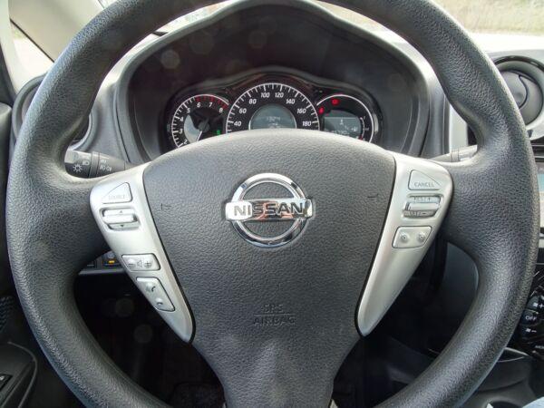 Nissan Note 1,2 Acenta Tech billede 13