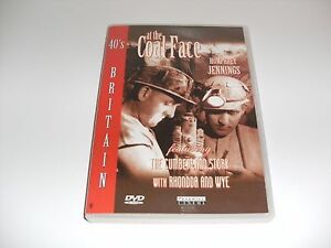 AT THE COAL FACE DVD CUMBERLAND WALES PIT COLLIERY MINING MINER NCB BRITISH NUM - Seaham, Durham, United Kingdom - AT THE COAL FACE DVD CUMBERLAND WALES PIT COLLIERY MINING MINER NCB BRITISH NUM - Seaham, Durham, United Kingdom