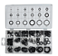 225pc-O-Ring-Rubber-Assortment-SAE-Kit-Tools-Hydraulics-Air-Gas-HVAC-BS thumbnail 1