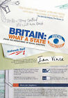 Britain: What a State: A User's Guide to Life in the UK by Ian Vince (Hardback, 2005)