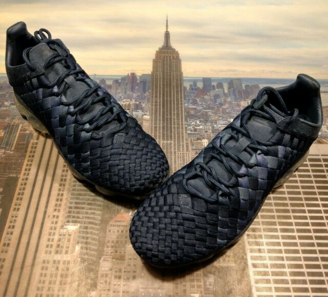 92d154be3b8 Nike Air VaporMax Inneva Woven Midnight Navy Mens Size 10 AO2447 400 New