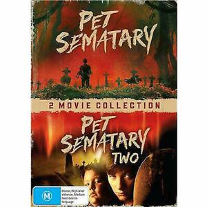 Pet-Sematary-2-Movie-Collection-Pet-Sematary-Pet-Sematary-2-DVD-NEW-Region4