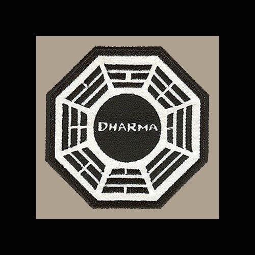 LOST Dharma Initiative Patches Custom order