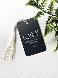 Iqra-Bookmark-Quran-Ramadan-Eid-Gift-Dhikr-Book-Bomboniere-Muslim-Islam