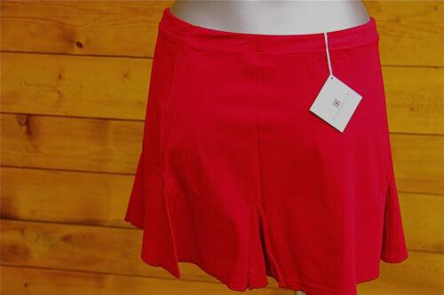 mini jupe lycra rouge luxe VANNINA VESPERINI taille 42 NEUF ÉTIQUETTE valeur 65€