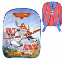 Disney Planes 2 'Race To The Rescue' Junior School Bag Rucksack Backpack Gift