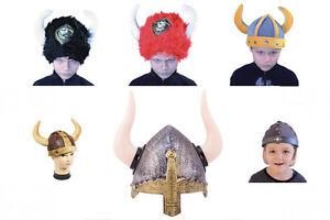 wikinger helm wikinger pelz m tze h rnerhelm viele modelle wickingerm tze kinder ebay. Black Bedroom Furniture Sets. Home Design Ideas