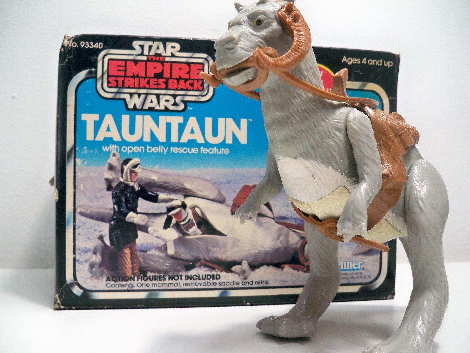 D1799141 TAUN TAUN MINT IN BOX MIB STAR WARS HOTH ESB 1981 LOOSE ACTION FIGURE
