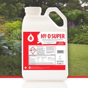 Ivisons Professional Selective Herbicide Hy-D SUPER Broad Leaves Weedkiller