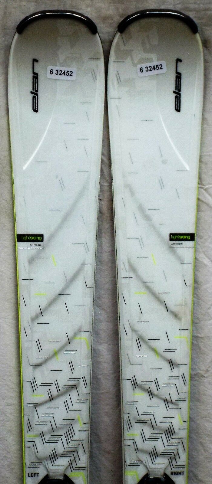15-16 Elan Inspire New Women's Skis w Bindings Size 158cm   waiting for you
