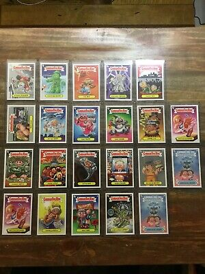 """2019 TOPPS GARBAGE PAIL KIDS GPK /""""2019 WAS THE WORST/"""" CARD LOST LUNCH LANDY #19"""