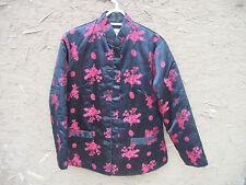 Kimono Style Jacket..Conquest(San Francisco)..Satin??..Size 10? no tag
