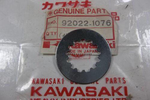 NOS Kawasaki 87-90 ZX600 ZX750 KSF250 Transmission Tongued Washer 92022-1076