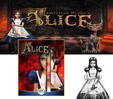 American McGee's Alice PC versión completa alemana culto!!! alemán