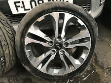 D4F40AK270 Genuine Kia Optima 2016 onwards 17 inch Alloy Wheel Rim Type B