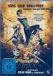 DVD-Fighting-Beat-2-Muay-Thai-amp-Streetdance-Moves-Accion-Nuevo-y-Emb-Orig