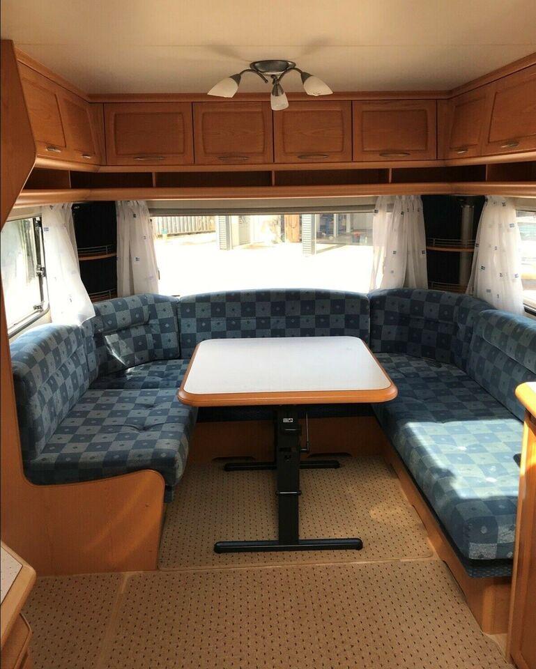 Hobby 560 Prestige 2.5 m Campignvogn