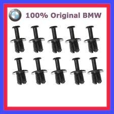 10x ORIGINALE BMW spreizniet spreiznieten 8mm x 16mm 1er 3er 5er 6er 7er 8er XER!