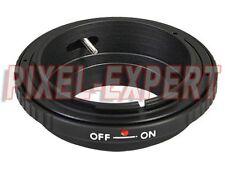 ADAPTER CANON FD SAMSUNG NX CAMERA NX1 NX3000 NX300 NX30 NX1100 NX1000