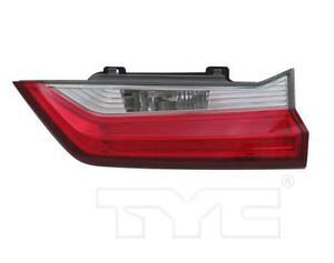 TYC NSF Left Side Lid Tail Light Assy for Honda Odyssey 2018-2018 Models