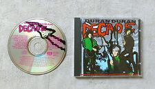 """CD AUDIO DISQUE/ DURAN DURAN """"DECADE"""" CD COMPILATION 1989 EMI 14 TRACKS ITALIE"""