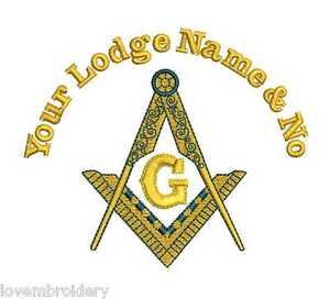 Masonic-Compass-and-Square-emblem-Custom-Embroidered-Polo-Shirt