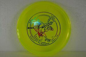 Roc3-Champion-180g-Big-Bird-Yellow-Champion-NEW-Innova-PRIME-Disc-Golf-Rare