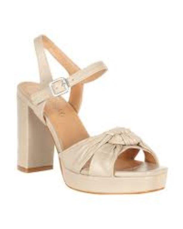 Phase Eight Jennie Leather Platform Sandals rrp  UK 7 EU 40 JS34 56 SALEs