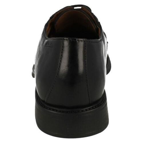 Leather Driggs Passeggiata Nero Uomo Saldo Da Lacci Con Clarks Scarpe In Xz1UqZxx