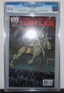 Teenage-Mutant-Ninja-Turtles-1-Cover-B-CGC-9-6-WP-IDW-2011-Dan-Duncan