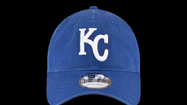 45c7afb9 Kansas City Royals Era 9twenty Strapback Adjustable Core Classic Hat Dad Cap
