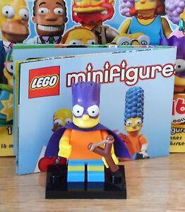 Lego 71009 The Simpsons Figuren Bart mit Schleuder Serie 2 Nr 5