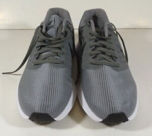 76318c33fd793 New NIKE DownShifter 7 Women s Gray Color Running Sneakers Size 7.5 ...